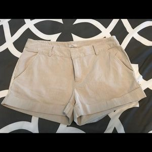 Joie striped shorts